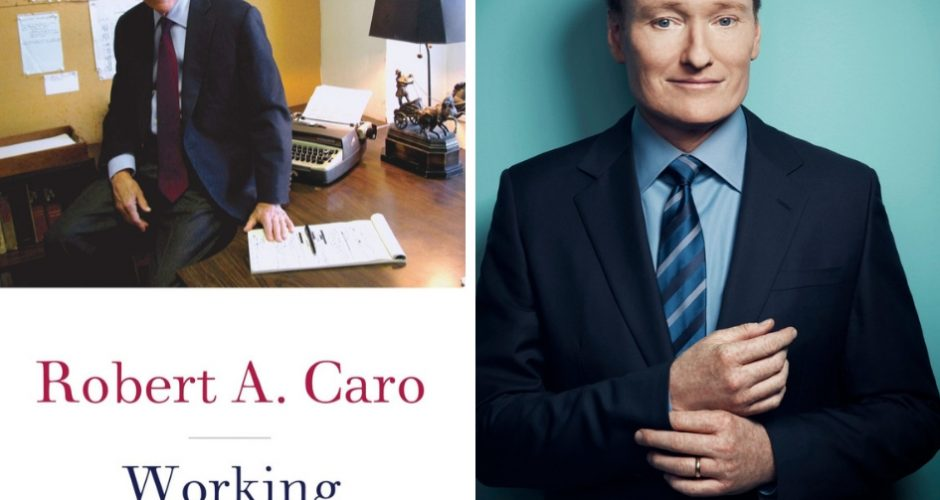 Robert Caro Conan O'Brien