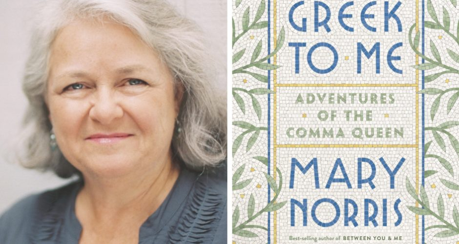 Mary Norris Comma Queen