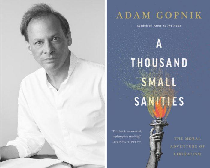 Image result for adam gopnik new book