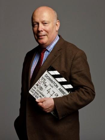 Julian Fellowes Photo Nick Briggs.