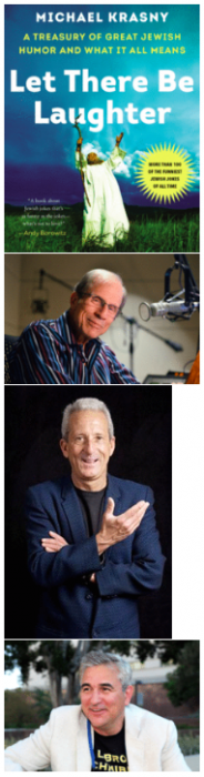 Jewish Mothers, Schlemiels and Schmucks: The Jewish Journal and Writers Bloc present An Afternoon on Jewish Humor with author Michael Krasny and comedian Bobby Slayton