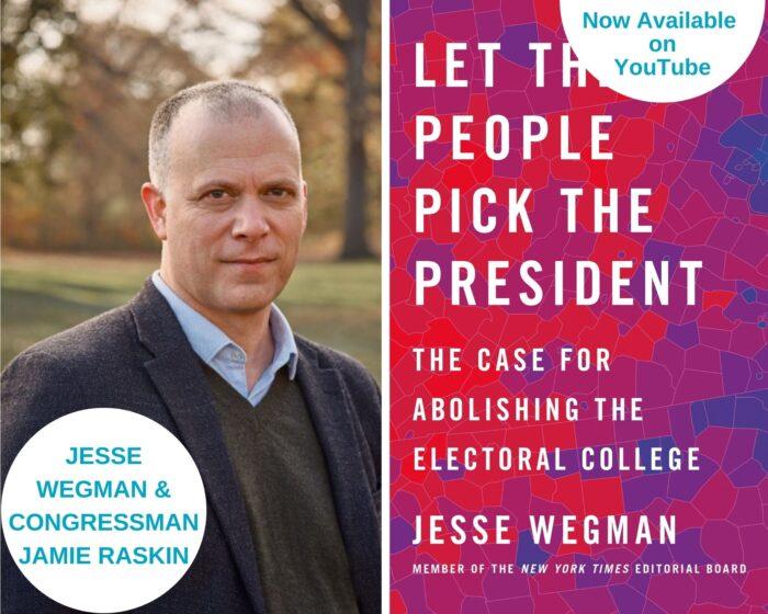Jesse Wegman